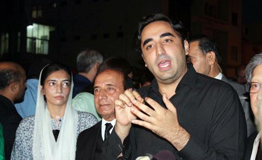 Imran will resign soon, claims Bilawal Says Azadi March has just begun, good times ahead