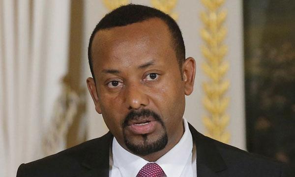 Ethiopian PM Abiy wins 2019 Nobel Peace Prize