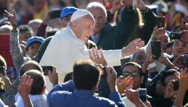 Fear Of Church Split Vatican City