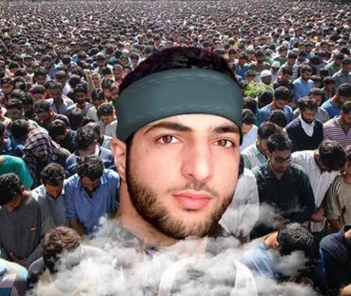 Burhan Wani is symbol of freedom of IOK  1,237 Kashmiris martyred since Burhan's killing
