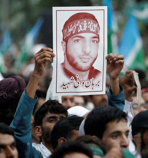 Burhan Wani's role in Kashmir liberation movement eulogised
