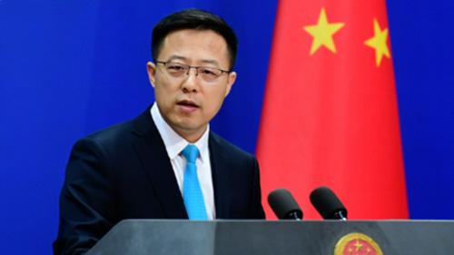 Pakistan, China to enhance coop to fight Covid-19: Lijian