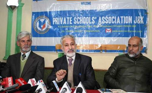 PSAJK hails community schooling amid lockdown