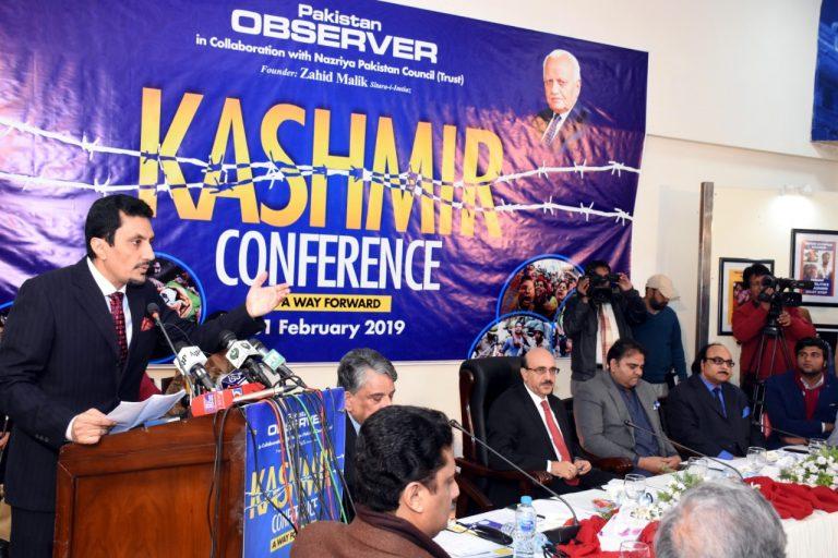 Kashmir Solidarity Conferences