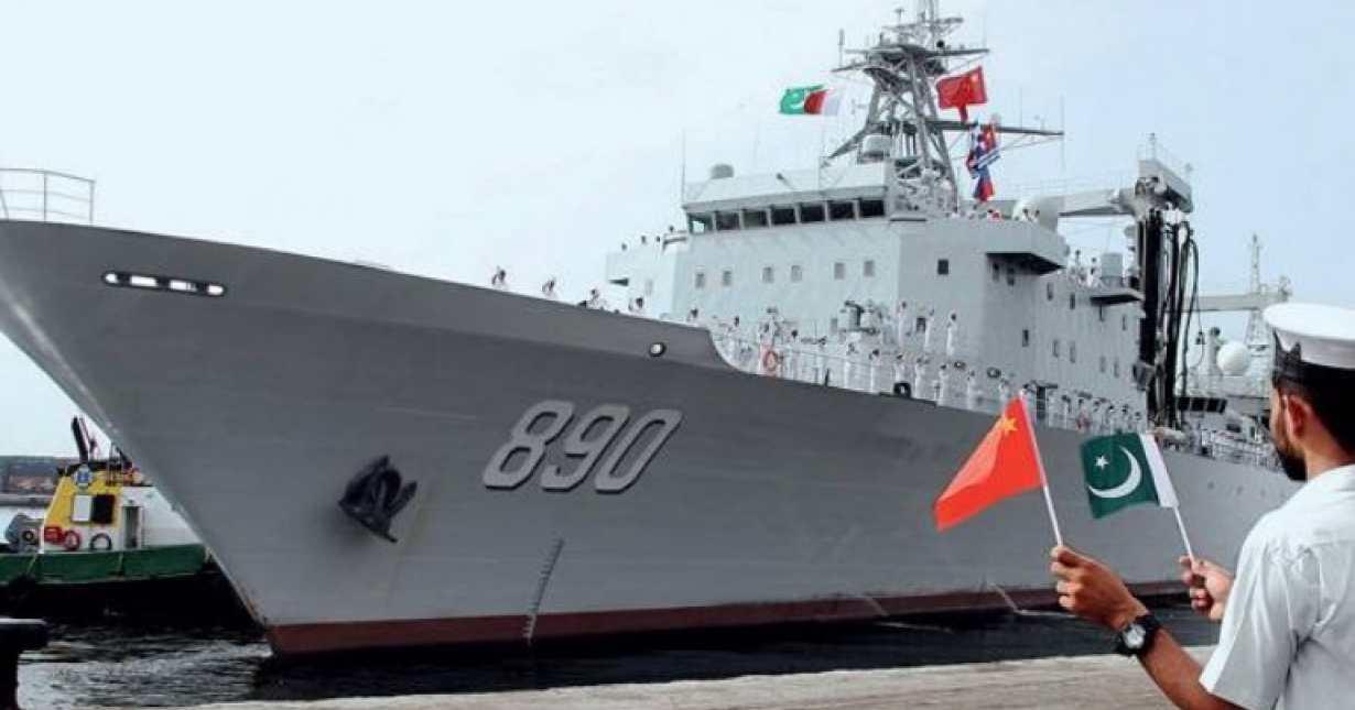 CPEC: Strategic role of Pakistan's Navy