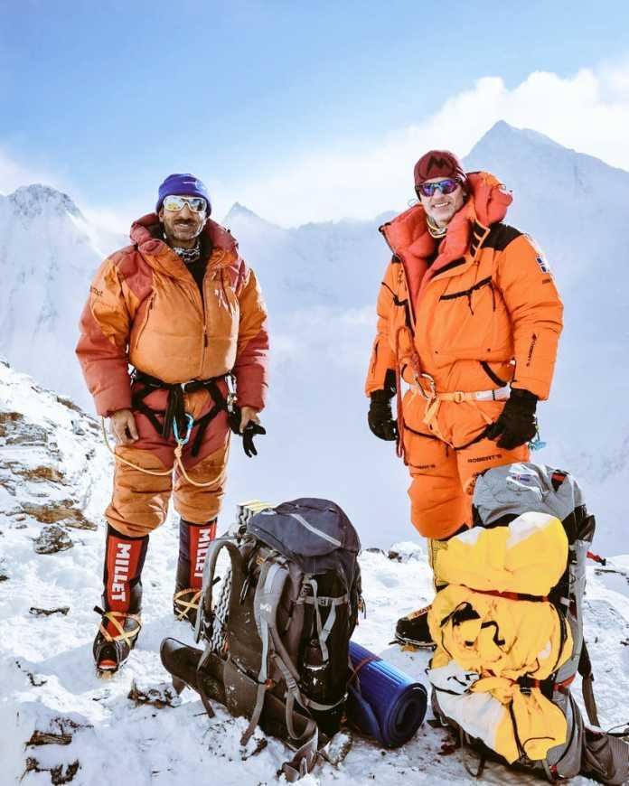 Pakistani mountaineer M Ali Sadpara, son begin winter ascent to K2
