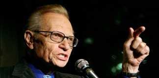 Legendary US talk show host Larry King dies at 87
