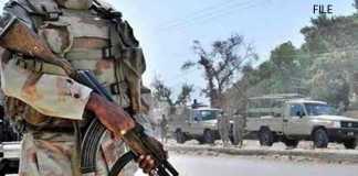 Five Pakistani soldiers martyred in Balochistan terror attacks