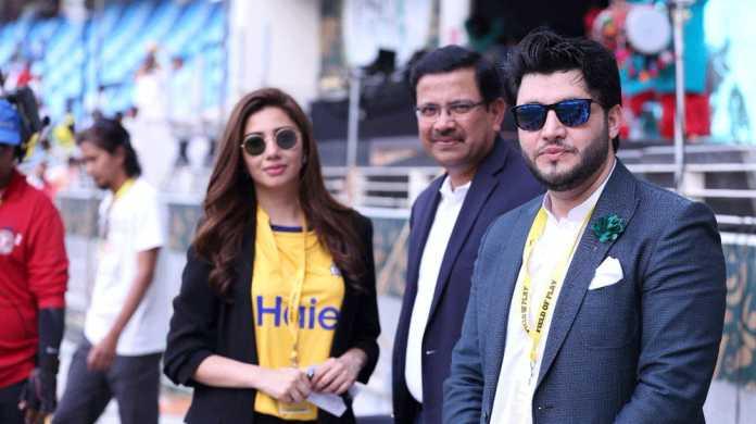Mahira Khan re-appointed as brand ambassador of Peshawar Zalmi
