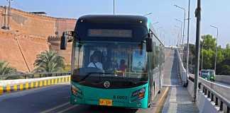 NAB barred from probing Peshawar BRT project