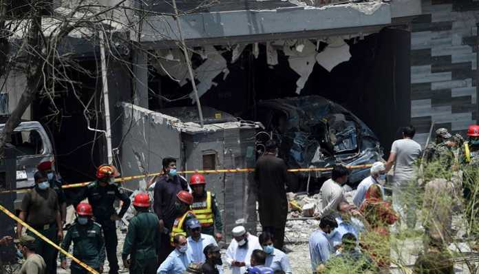 Lahore: CTD conducts raids after Johar Town blast