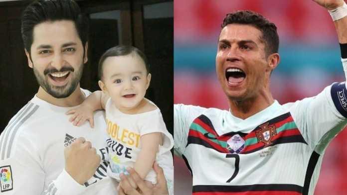 Danish Taimoor gets mentioned in Ronaldo's celebratory video
