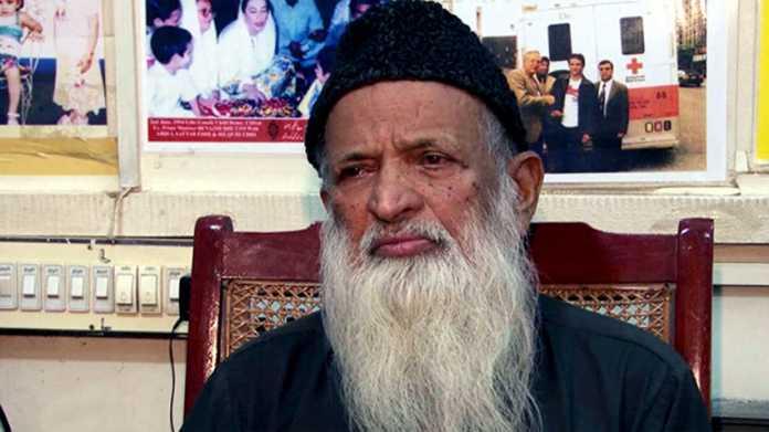 Pakistan observes Abdul Sattar Edhi's fifth death anniversary
