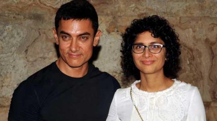 Aamir Khan and Kiran Rao announce their divorce