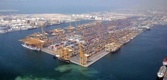 Fire erupts at Dubai port after an explosion rocks city