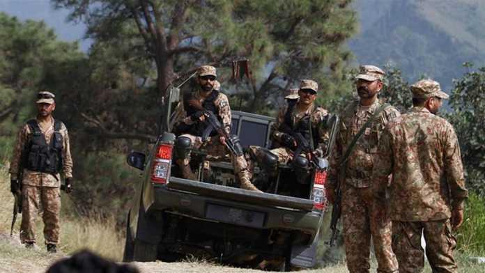 ISPR: Pak Army officer, soldier martyred in terrorist attack