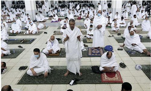 Hajj sermon Imam urges Muslims to adopt piety, fears Allah