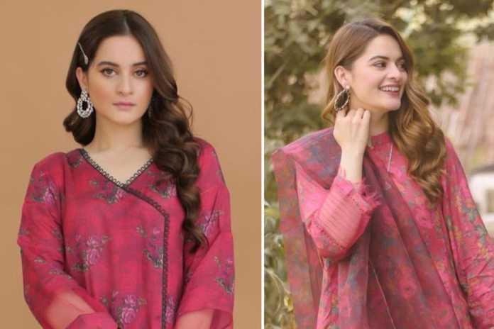Aiman, Minal accused of plagarizing designs from Zara Shahjahan