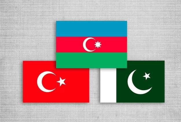 Parliament speakers of Pakistan, Azerbaijan and Turkey sign Baku declaration