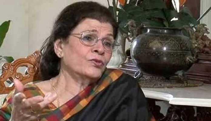 Sultana Zafar dies