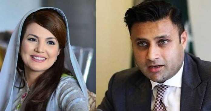 Zulfi Bukhari wins first round of defamation lawsuit against Reham Khan