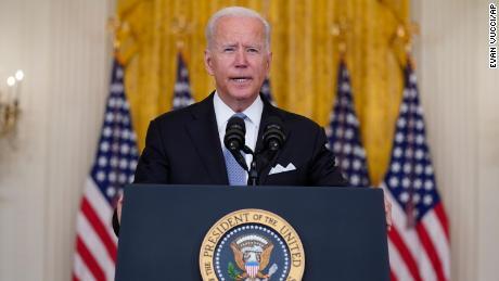 Biden blames Afghan govt for failing to fight Taliban