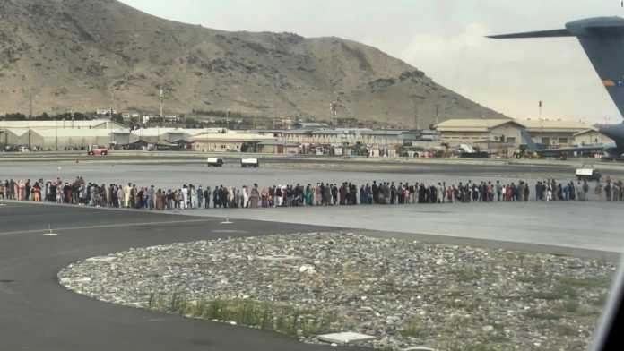 Kabul airport: Terror attack warning, countries urge people to evacuate