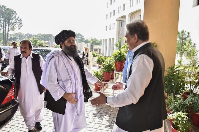 Afghan political leaders' delegation arrives in Islamabad
