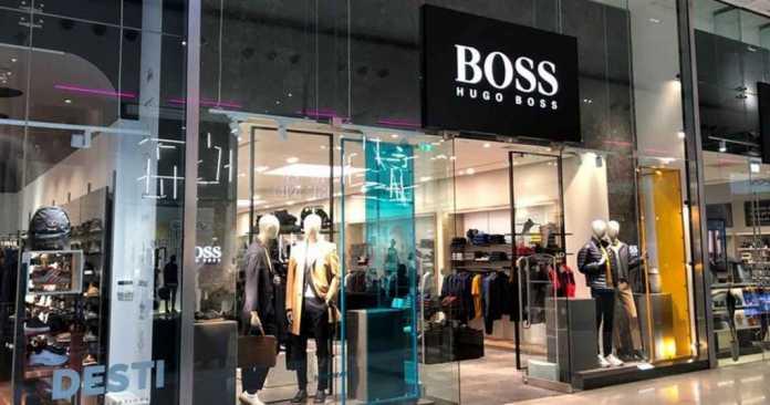 "German fashion brand ""Hugo Boss"" comes to Pakistan"
