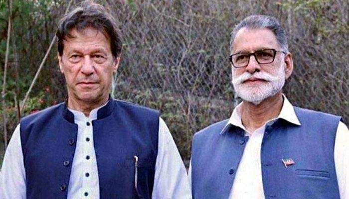 PTI's Abdul Qayyum Niazi elected prime minister of Azad Kashmir