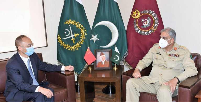 COAS Gen Bajwa reiterates resolve to thwart designs of CPEC's spoilers
