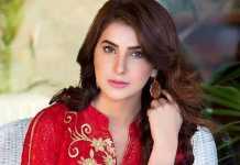 Areeba Habib gets engaged in an intimate ceremony