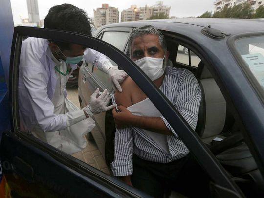 COVID-19: Pakistan crosses 90,000 mark of active cases