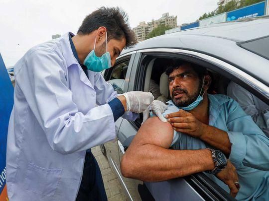 COVID-19: Pakistan's death toll surpasses 25,000 mark