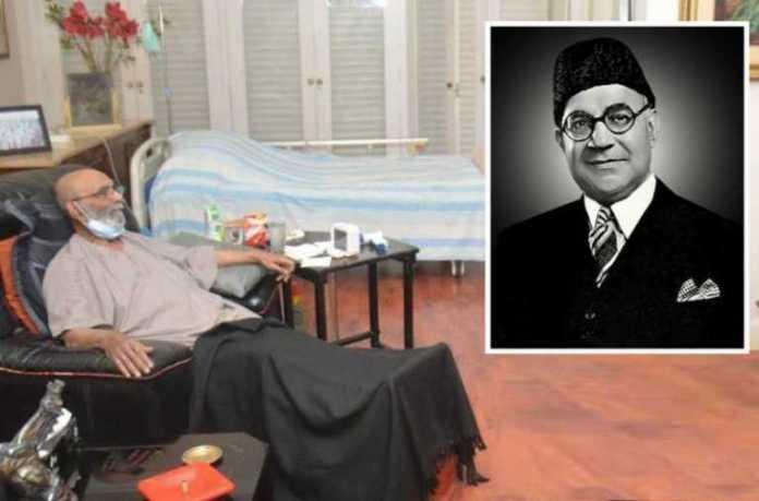 PM Khan takes notice of Liaquat Ali Khan's ailing son