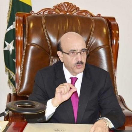 President AJK urges OIC to create humanitarian corridor in IIOJK