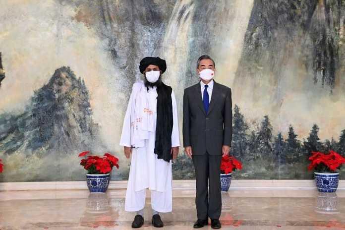 Taliban deputy head meets Chinese Ambassador in Kabul to discuss bilateral ties