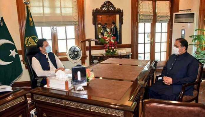 Prime Minister Khan appoints new IG Punjab, Secretary