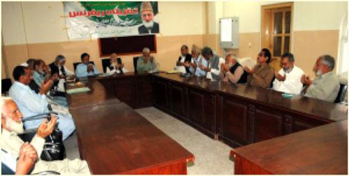 Rich tributes paid to Syed Ali Gilani in Muzaffarabad