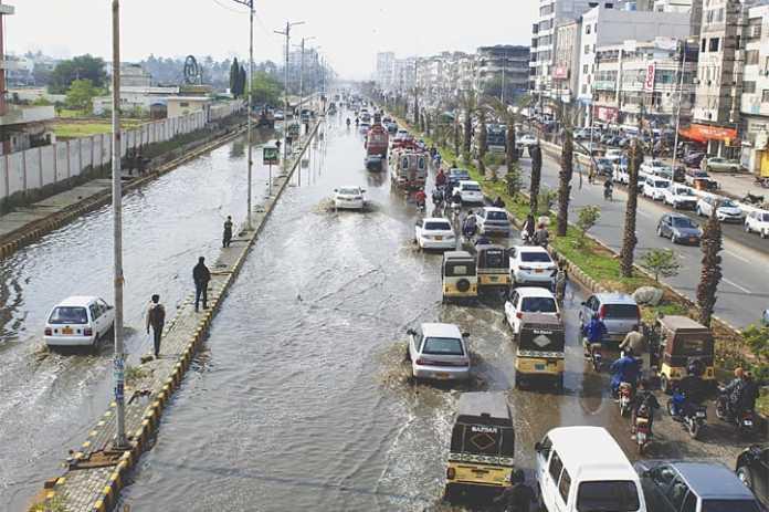Karachi: Four die of electrocution as torrential rains wreaked havoc