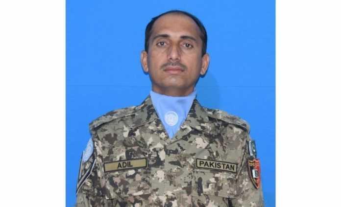 Pakistani soldier embraced martyrdom in Sudan: ISPR