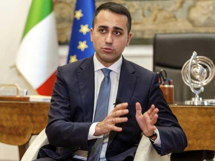 Italian FM arrives in Pakistan to hold talks with Pakistani leadership