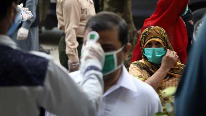 COVID-19: Pakistan reports slight decrease in daily case count
